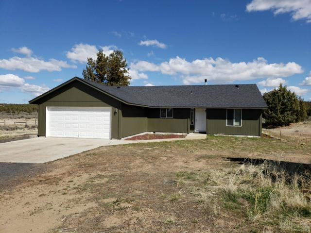 16698 SE Creek Road, Prineville, OR 97754 (MLS #201803625) :: Team Birtola | High Desert Realty