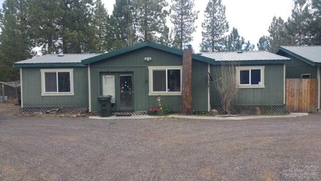 50820 Doe Loop, La Pine, OR 97739 (MLS #201803716) :: Pam Mayo-Phillips & Brook Havens with Cascade Sotheby's International Realty