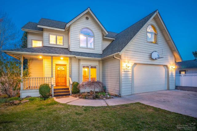 1420 NE Sharkey Terrace, Bend, OR 97701 (MLS #201803872) :: Pam Mayo-Phillips & Brook Havens with Cascade Sotheby's International Realty