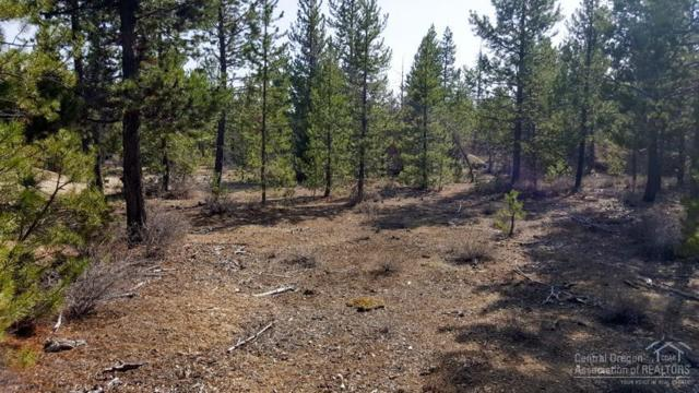 0 Muttonchop Street Lot 19, Crescent Lake, OR 97733 (MLS #201803979) :: Fred Real Estate Group of Central Oregon