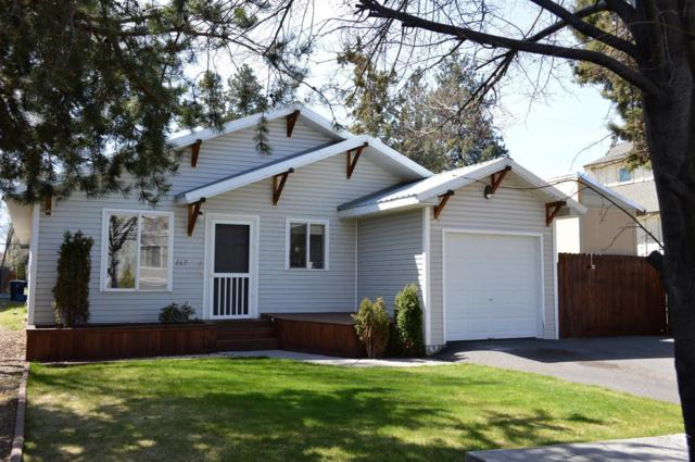 167 SE Taft Avenue, Bend, OR 97702 (MLS #201803981) :: Premiere Property Group, LLC