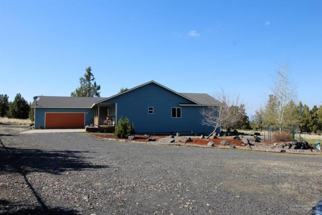 6349 SE Night Hawk Drive, Prineville, OR 97754 (MLS #201804004) :: Pam Mayo-Phillips & Brook Havens with Cascade Sotheby's International Realty