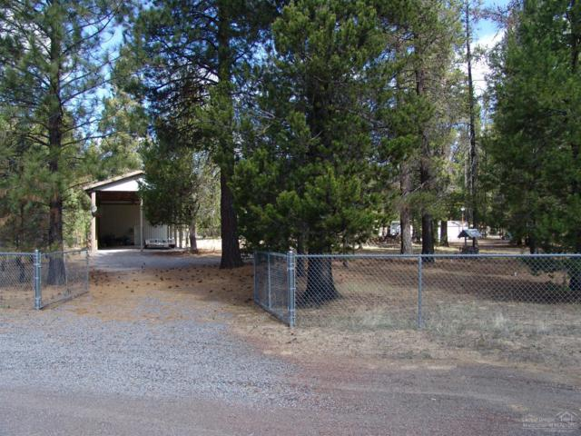 52721 Golden Astor, La Pine, OR 97739 (MLS #201804102) :: Fred Real Estate Group of Central Oregon