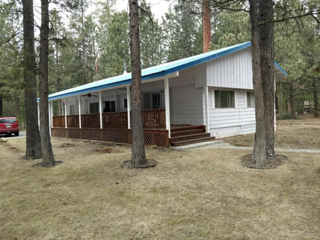 52280 Ponderosa Way, La Pine, OR 97739 (MLS #201804185) :: Windermere Central Oregon Real Estate