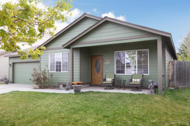 2200 NW Elm Avenue, Redmond, OR 97756 (MLS #201804359) :: Pam Mayo-Phillips & Brook Havens with Cascade Sotheby's International Realty