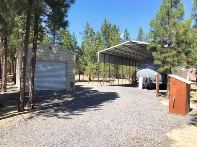 14970 Ponderosa Loop, La Pine, OR 97739 (MLS #201804491) :: Pam Mayo-Phillips & Brook Havens with Cascade Sotheby's International Realty