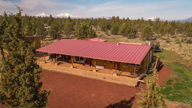 71405 Forest Service Road 6360 Road, Sisters, OR 97759 (MLS #201804630) :: Stellar Realty Northwest