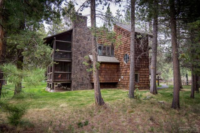 57105 Brassie Lane, Sunriver, OR 97707 (MLS #201804655) :: Fred Real Estate Group of Central Oregon
