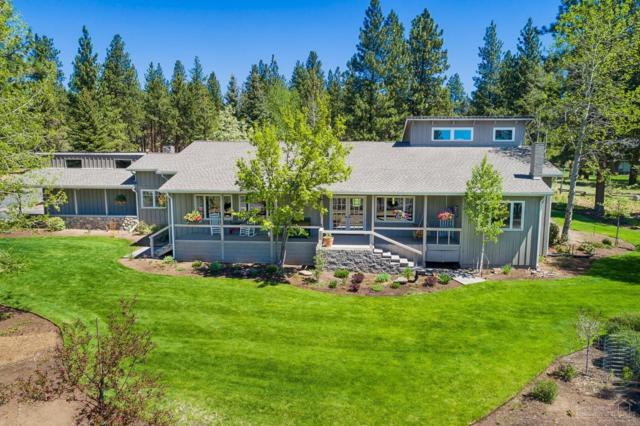69652 Camp Polk, Sisters, OR 97759 (MLS #201804698) :: Team Birtola | High Desert Realty