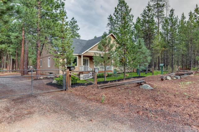54430 Elk Drive, Bend, OR 97707 (MLS #201804712) :: Premiere Property Group, LLC