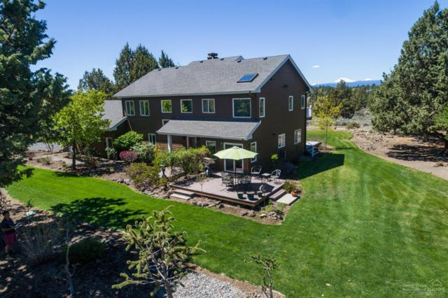 22340 White Peaks Drive, Bend, OR 97702 (MLS #201804746) :: Pam Mayo-Phillips & Brook Havens with Cascade Sotheby's International Realty
