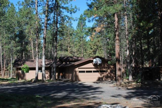 60129 Agate Road, Bend, OR 97702 (MLS #201804761) :: Fred Real Estate Group of Central Oregon