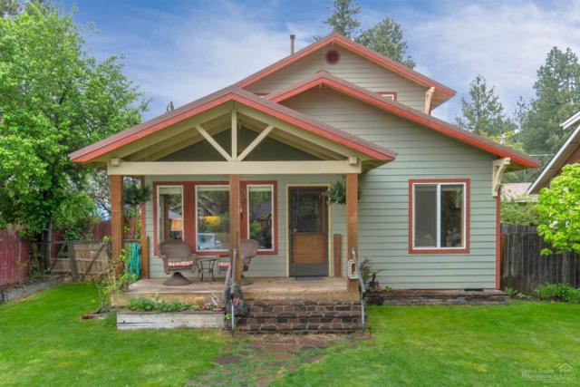 1518 NW Fresno Avenue, Bend, OR 97703 (MLS #201804784) :: Pam Mayo-Phillips & Brook Havens with Cascade Sotheby's International Realty