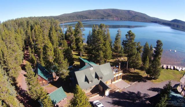 22440 Paulina Lake, La Pine, OR 97739 (MLS #201804818) :: Pam Mayo-Phillips & Brook Havens with Cascade Sotheby's International Realty