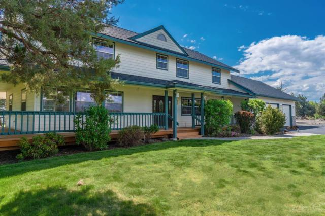 63112 Terry Drive, Bend, OR 97701 (MLS #201804857) :: Fred Real Estate Group of Central Oregon