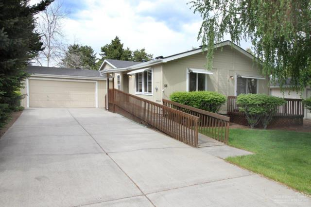 1188 NE 27th Street #58, Bend, OR 97701 (MLS #201804899) :: Fred Real Estate Group of Central Oregon