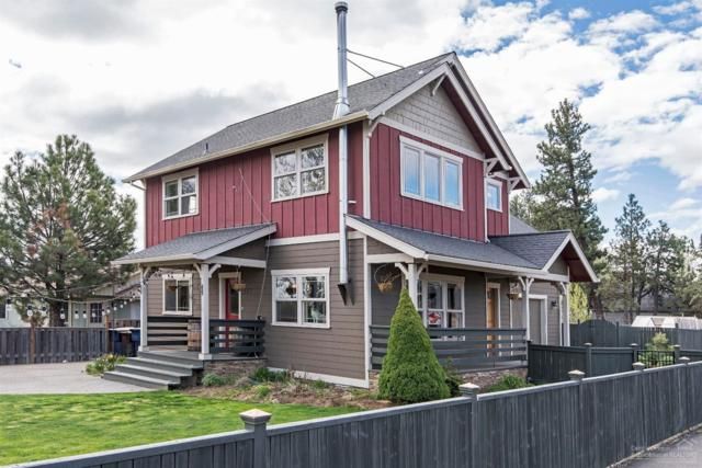 657 E Black Butte Avenue, Sisters, OR 97759 (MLS #201804901) :: Fred Real Estate Group of Central Oregon