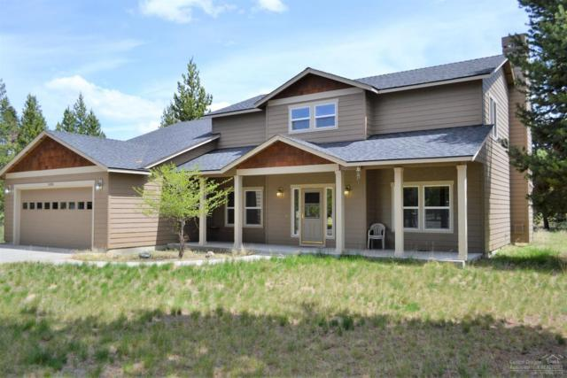 52858 Bridge Drive, La Pine, OR 97739 (MLS #201804915) :: Fred Real Estate Group of Central Oregon