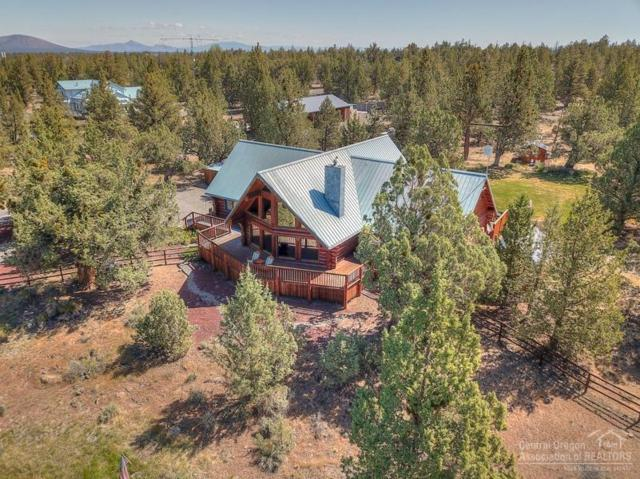 65220 Smokey Ridge Road, Bend, OR 97703 (MLS #201804941) :: Pam Mayo-Phillips & Brook Havens with Cascade Sotheby's International Realty