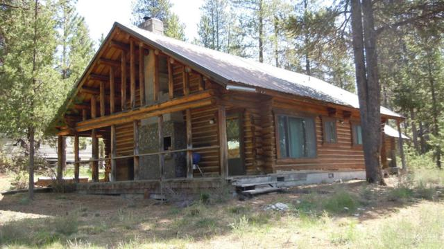 18009 Hwy 58, Crescent Lake, OR 97733 (MLS #201804943) :: Pam Mayo-Phillips & Brook Havens with Cascade Sotheby's International Realty