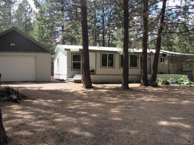 15765 Old Mill Road, La Pine, OR 97739 (MLS #201804953) :: Premiere Property Group, LLC