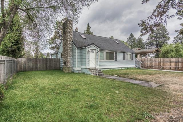 464 SE Railroad Street, Bend, OR 97702 (MLS #201805002) :: Fred Real Estate Group of Central Oregon