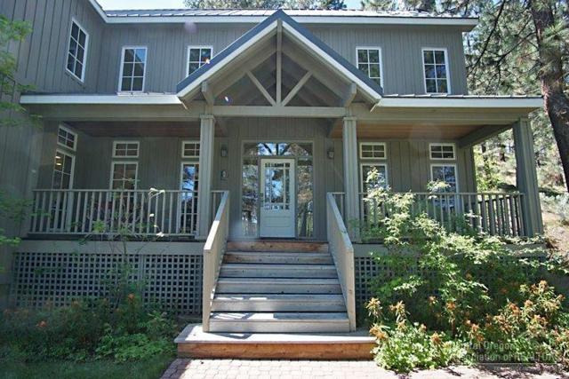 69860 Camp Polk Road, Sisters, OR 97759 (MLS #201805009) :: Windermere Central Oregon Real Estate