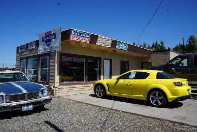 1160 NW Lamonta Road, Prineville, OR 97754 (MLS #201805062) :: Windermere Central Oregon Real Estate