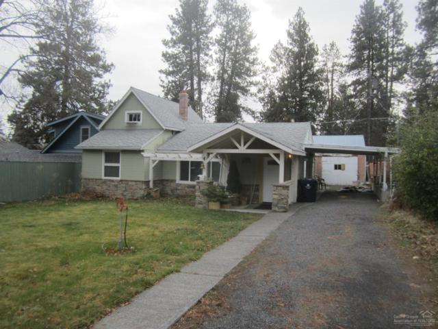 1425 NW Ithaca Avenue, Bend, OR 97703 (MLS #201805109) :: Pam Mayo-Phillips & Brook Havens with Cascade Sotheby's International Realty