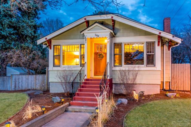 1604 NW 2nd Street, Bend, OR 97703 (MLS #201805179) :: Pam Mayo-Phillips & Brook Havens with Cascade Sotheby's International Realty