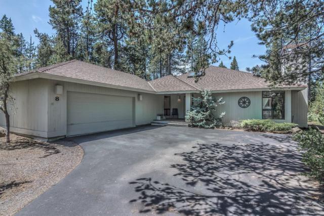 57881 Cinder Lane, Sunriver, OR 97707 (MLS #201805238) :: Windermere Central Oregon Real Estate