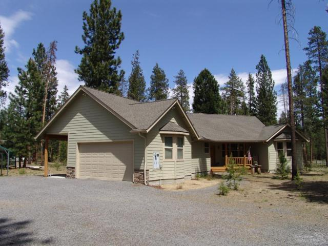 153482 Hackamore Lane, La Pine, OR 97739 (MLS #201805385) :: Team Birtola | High Desert Realty