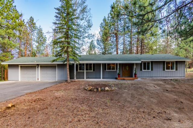 60300 Ridgeview Drive, Bend, OR 97702 (MLS #201805685) :: Windermere Central Oregon Real Estate