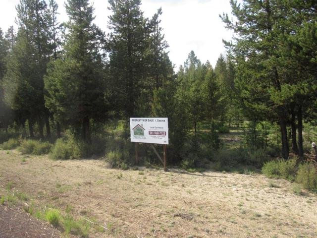 0 Mohawk Drive Tl502, Crescent, OR 97733 (MLS #201805697) :: Windermere Central Oregon Real Estate