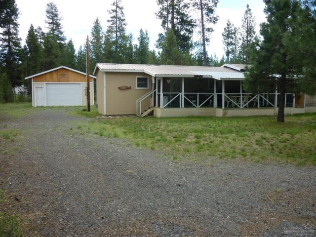 16163 Lost Lane, La Pine, OR 97739 (MLS #201805750) :: Pam Mayo-Phillips & Brook Havens with Cascade Sotheby's International Realty