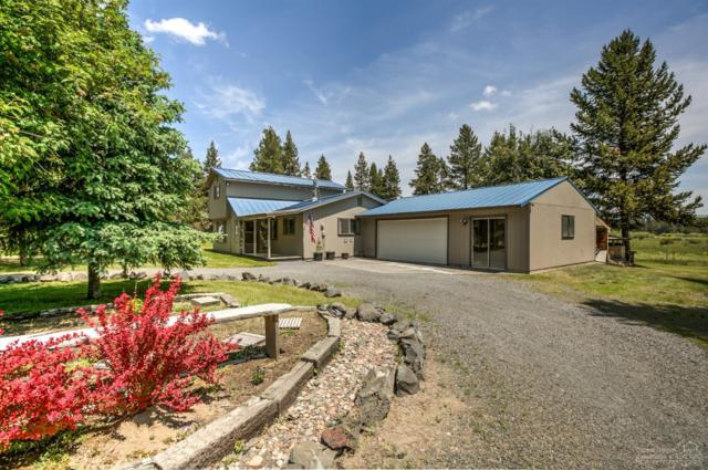 52464 River Pine Road, La Pine, OR 97739 (MLS #201805801) :: Pam Mayo-Phillips & Brook Havens with Cascade Sotheby's International Realty