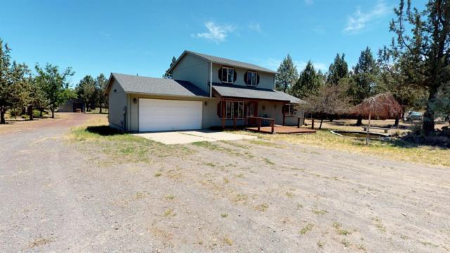 8150 SW High Cone Drive, Terrebonne, OR 97760 (MLS #201806100) :: Windermere Central Oregon Real Estate