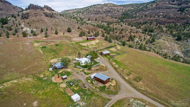 40300 Kahler Basin Road, Spray, OR 97874 (MLS #201806210) :: Fred Real Estate Group of Central Oregon