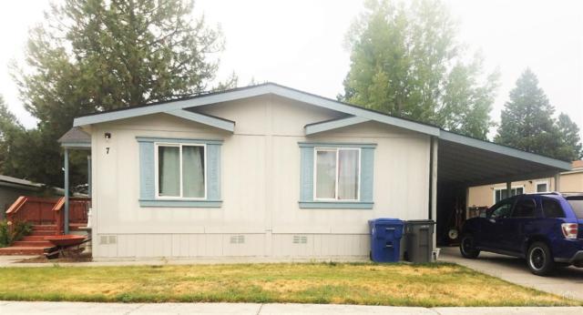61000 SE Brosterhous Road #7, Bend, OR 97702 (MLS #201806255) :: Windermere Central Oregon Real Estate