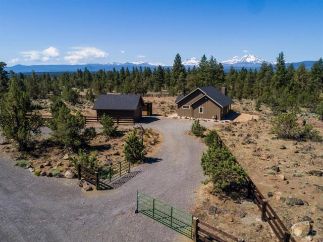 16680 Jordan Road, Sisters, OR 97759 (MLS #201806266) :: Pam Mayo-Phillips & Brook Havens with Cascade Sotheby's International Realty