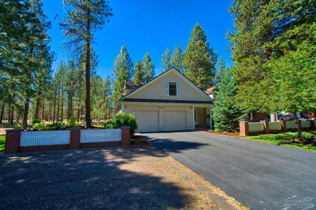 297 E Tyee Drive, Sisters, OR 97759 (MLS #201806551) :: Windermere Central Oregon Real Estate
