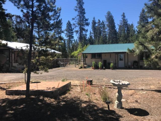 16467 William Foss Road, La Pine, OR 97739 (MLS #201806616) :: Pam Mayo-Phillips & Brook Havens with Cascade Sotheby's International Realty