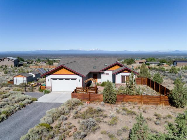 14221 SW Mountain View Drive, Powell Butte, OR 97753 (MLS #201806939) :: Pam Mayo-Phillips & Brook Havens with Cascade Sotheby's International Realty