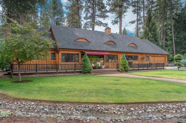 26237 SW Pine Lodge Road, Camp Sherman, OR 97730 (MLS #201806967) :: Pam Mayo-Phillips & Brook Havens with Cascade Sotheby's International Realty
