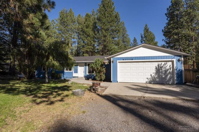 60228 Navajo Road, Bend, OR 97702 (MLS #201807116) :: Fred Real Estate Group of Central Oregon