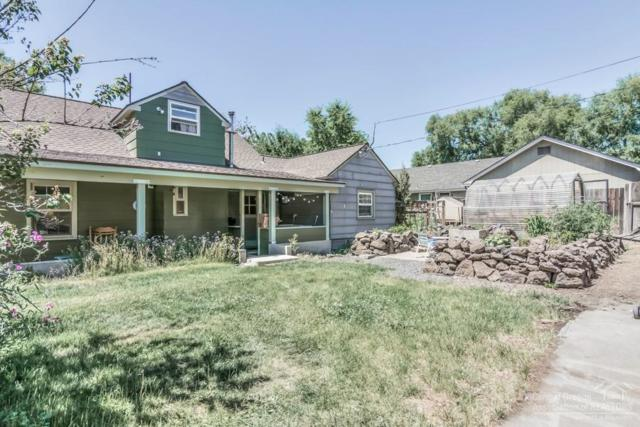 152 SW Canyon Drive, Redmond, OR 97756 (MLS #201807241) :: The Ladd Group