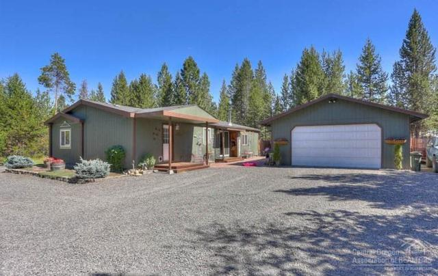 52179 Parkway Drive, La Pine, OR 97739 (MLS #201807245) :: Fred Real Estate Group of Central Oregon