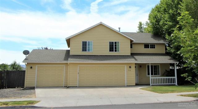 710 NE Cobblestone Court, Prineville, OR 97754 (MLS #201807309) :: Pam Mayo-Phillips & Brook Havens with Cascade Sotheby's International Realty