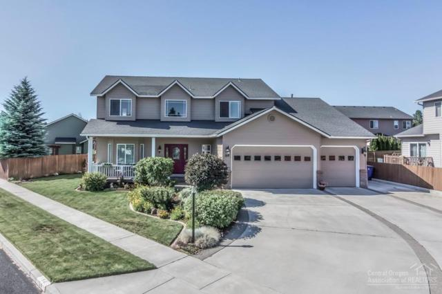 154 SE Airpark Drive, Bend, OR 97702 (MLS #201807332) :: The Ladd Group