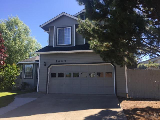 1446 NE Locksley Drive, Bend, OR 97701 (MLS #201807380) :: Pam Mayo-Phillips & Brook Havens with Cascade Sotheby's International Realty